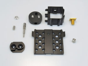 Extruded Metal and Machined Parts